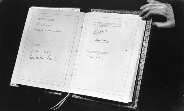 Signing Event「North Atlantic Treaty」:写真・画像(12)[壁紙.com]
