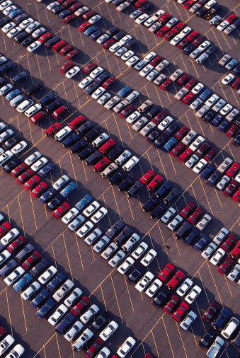 Car Dealership「Car storage lot」:スマホ壁紙(15)