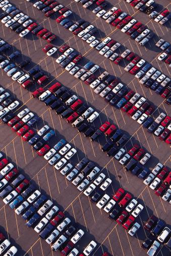1990-1999「Car storage lot」:スマホ壁紙(19)