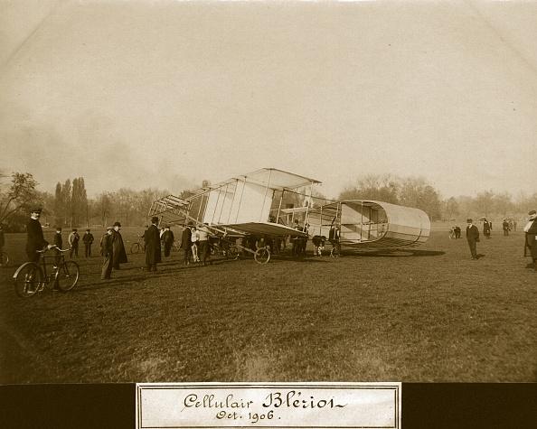 Cycle - Vehicle「Bleriot Aircraft」:写真・画像(13)[壁紙.com]