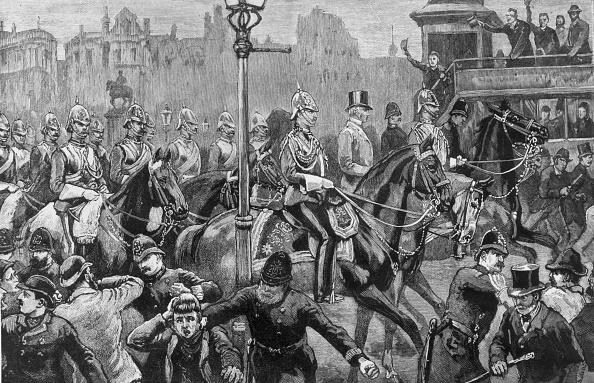 Working Animal「Trafalgar Riot」:写真・画像(2)[壁紙.com]