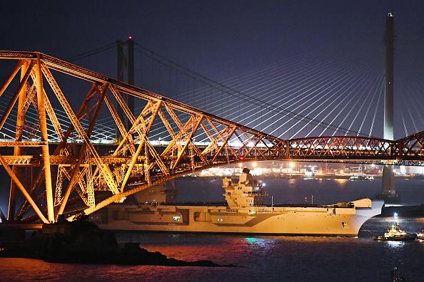 ベストオブ「HMS Queen Elizabeth Begins Sea Trials」:写真・画像(6)[壁紙.com]
