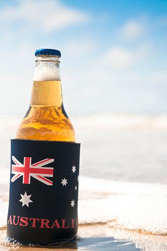 Souvenir「An Aussie Beer on the Beach」:スマホ壁紙(16)