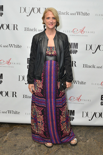 Leather Jacket「DuJour Magazine's Jason Binn Hosts Kevin Costner's Screening After Party At Finale East Hampton Along With Andrea Correale」:写真・画像(13)[壁紙.com]