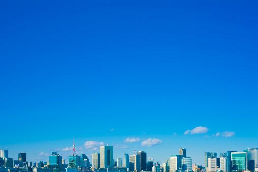 江東区「Tokyo Skyline with Tokyo Tower」:スマホ壁紙(17)