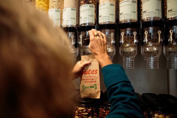 Environmental Conservation「New Supermarket Shuns Packaging」:写真・画像(17)[壁紙.com]