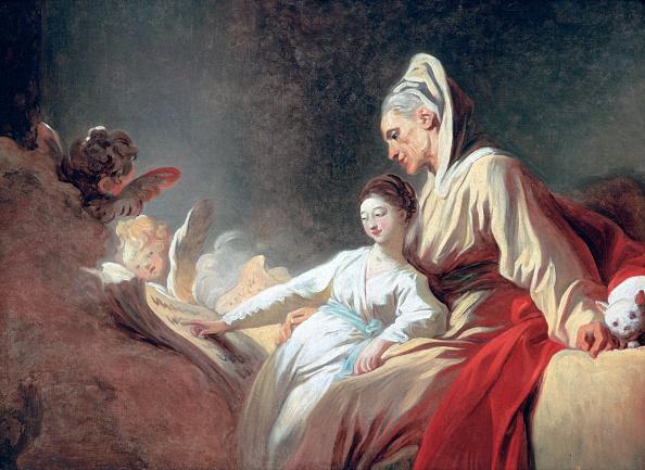 Chinchilla - Rodent「'Education of the Virgin', c1773. Artist: Jean-Honore Fragonard」:写真・画像(12)[壁紙.com]