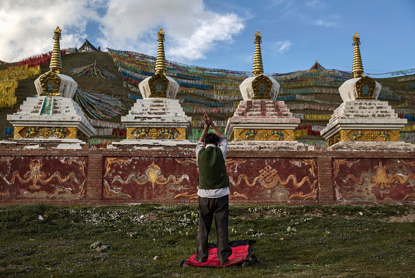 Tibet「Tibetan Nomadic Culture Faces Challenges On The Tibetan Plateau」:写真・画像(16)[壁紙.com]