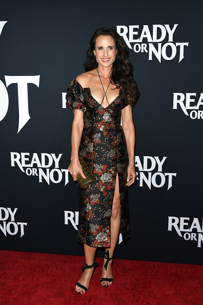 "Andie MacDowell「LA Screening Of Fox Searchlight's ""Ready Or Not"" - Arrivals」:写真・画像(12)[壁紙.com]"