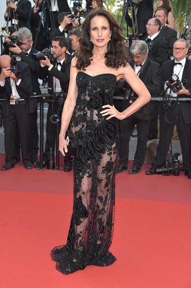 到着「'The Killing Of A Sacred Deer' Red Carpet Arrivals - The 70th Annual Cannes Film Festival」:写真・画像(5)[壁紙.com]
