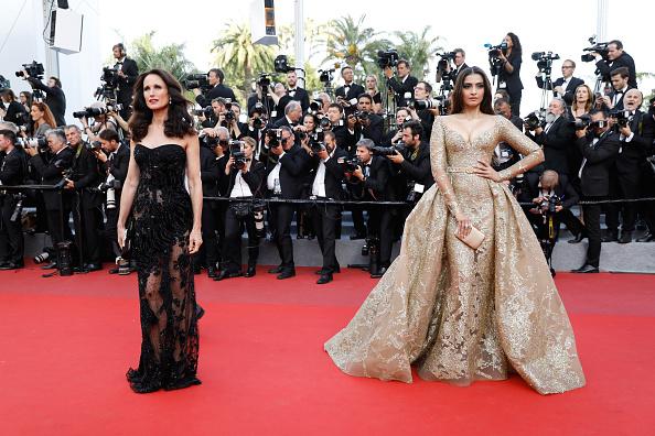 到着「'The Killing Of A Sacred Deer' Red Carpet Arrivals - The 70th Annual Cannes Film Festival」:写真・画像(7)[壁紙.com]