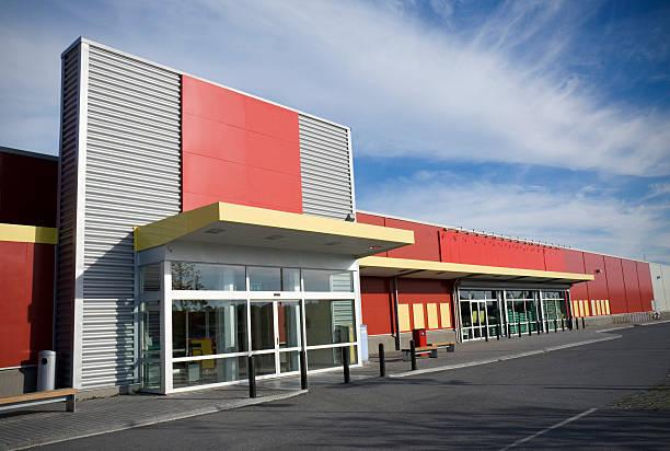 Modern supermarket:スマホ壁紙(壁紙.com)