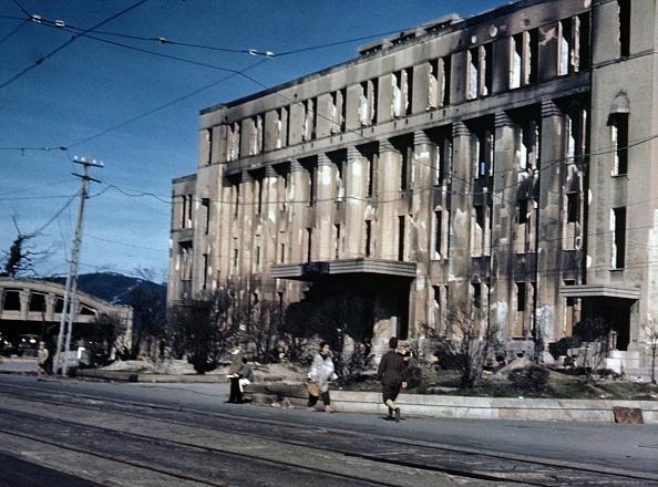 広島市への原子爆弾投下の写真・画像 検索結果 [1] 画像数661枚