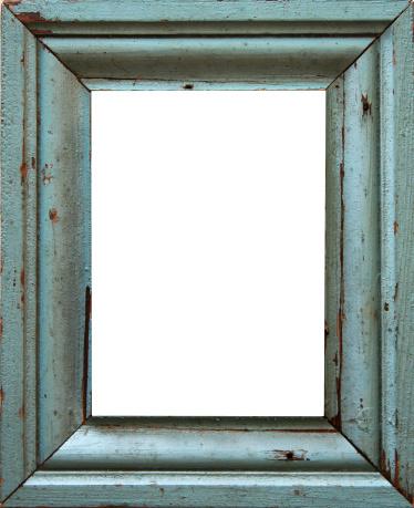 Frame - Border「turquoise frame」:スマホ壁紙(7)