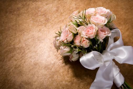 花束「結婚式のブーケ」:スマホ壁紙(13)