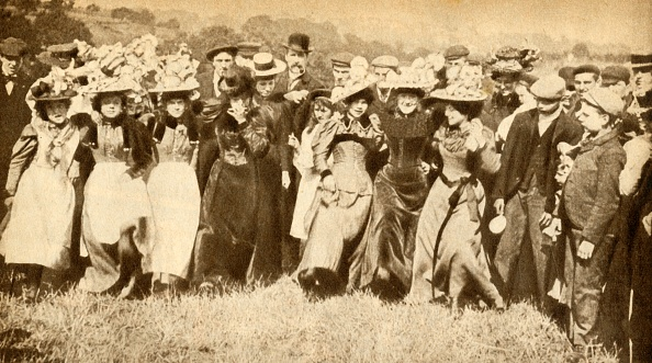 1900-1909「Appy Ampstead On A Bank Holiday 19」:写真・画像(8)[壁紙.com]