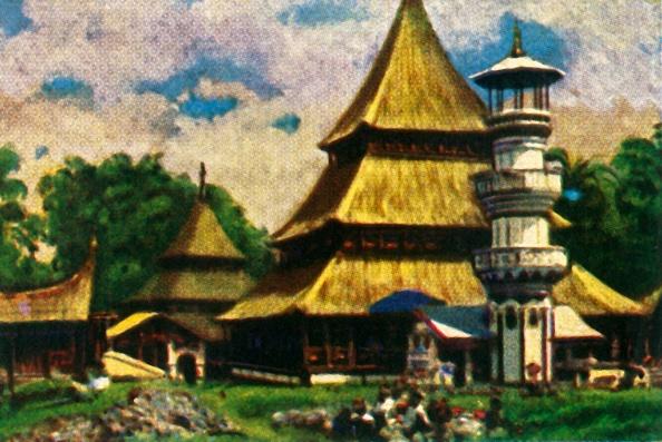 Construction Material「Temple In Kota Baru」:写真・画像(19)[壁紙.com]