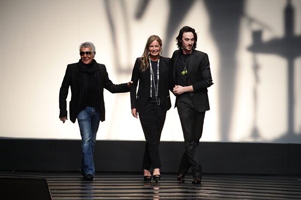 Eva Cavalli「Roberto Cavalli - Milan Fashion Week Menswear Autumn/Winter 2012」:写真・画像(9)[壁紙.com]