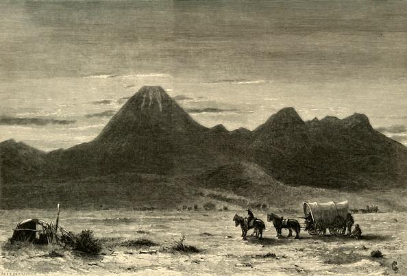 Volcanic Landscape「Lassens Butte」:写真・画像(4)[壁紙.com]