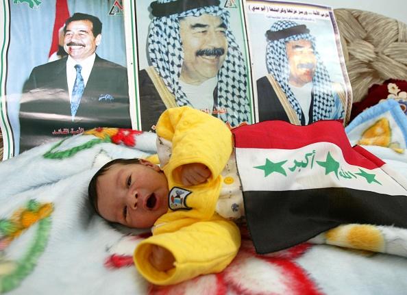 Deir Al-balah「Palestinian Family Name New Born Saddam Hussein」:写真・画像(15)[壁紙.com]