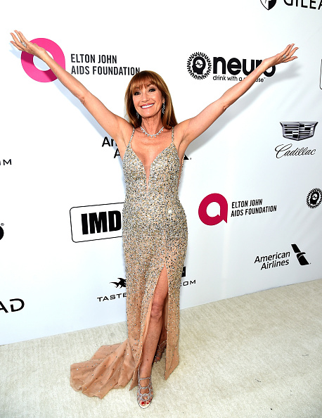 Metallic Shoe「27th Annual Elton John AIDS Foundation Academy Awards Viewing Party Sponsored By IMDb And Neuro Drinks Celebrating EJAF And The 91st Academy Awards - Red Carpet」:写真・画像(14)[壁紙.com]