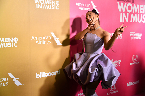 Ariana Grande「Billboard Women In Music 2018 - Arrivals」:写真・画像(15)[壁紙.com]