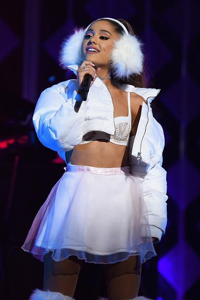 Ariana Grande「KISS 108's Jingle Ball 2016 - SHOW」:写真・画像(17)[壁紙.com]