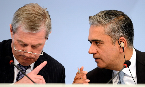 Corporate Business「Deutsche Bank Announces 2012 Financial Results」:写真・画像(2)[壁紙.com]