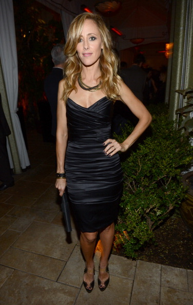 Gold Chain Necklace「The Entertainment Weekly Pre-SAG Party Hosted By Essie And Audi - Inside」:写真・画像(6)[壁紙.com]