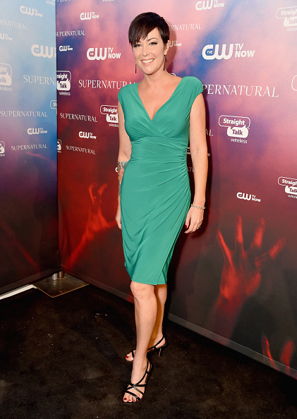 Actress「CW's 'Supernatural' Fan Party To Celebrate The 200th Episode Of 'Supernatural'」:写真・画像(12)[壁紙.com]