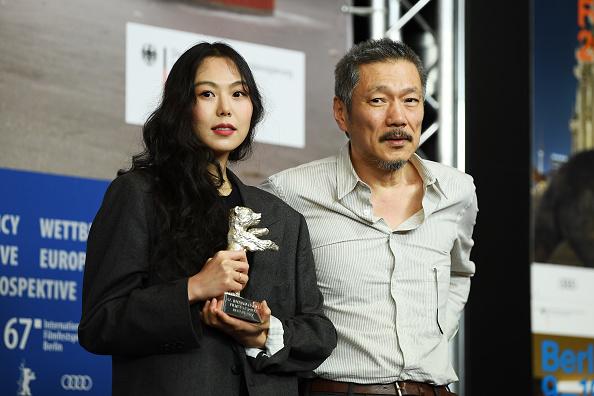 ベルリン国際映画祭「Award Winners Press Conference - 67th Berlinale International Film Festival」:写真・画像(5)[壁紙.com]