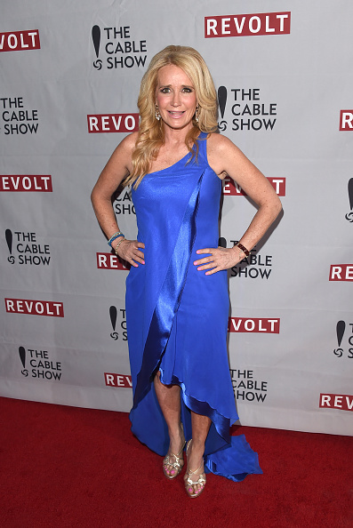 Metallic Shoe「REVOLT And The National Cable And Telecommunications Association's (NCTA) Celebration Of Cable - Arrivals」:写真・画像(17)[壁紙.com]