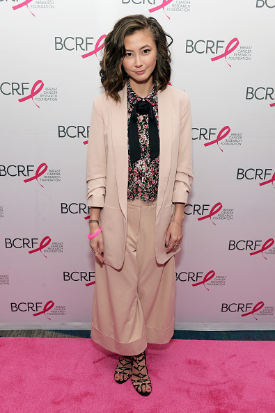 Breast「Breast Cancer Research Foundation New York Symposium and Awards Luncheon - Arrivals」:写真・画像(9)[壁紙.com]