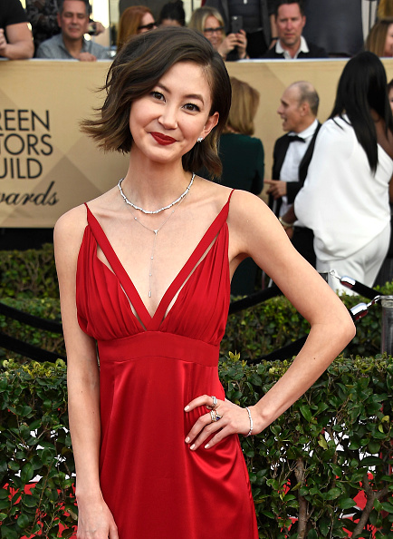 Kimiko Glenn「The 23rd Annual Screen Actors Guild Awards - Arrivals」:写真・画像(18)[壁紙.com]