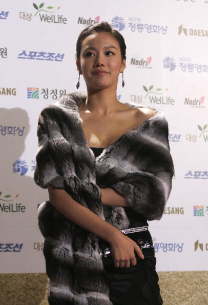 Kim Ah「27th Blue Dragon Film Awards」:写真・画像(10)[壁紙.com]