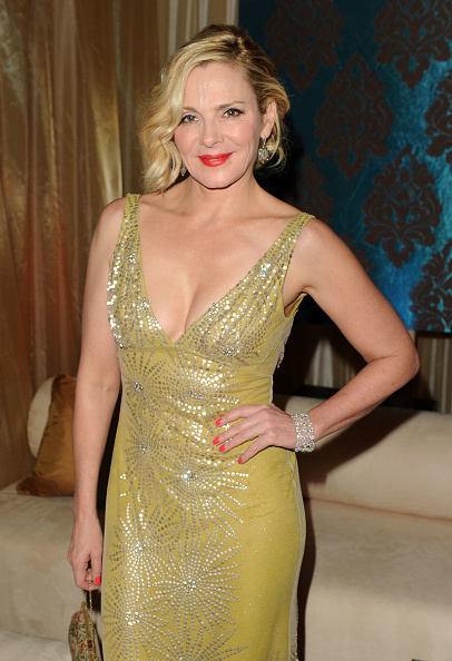 """Kim Cattrall「""""Sex And The City 2"""" New York Premiere - After Party」:写真・画像(10)[壁紙.com]"""