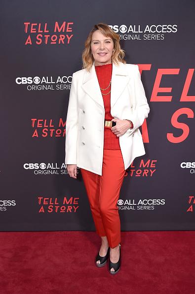 "Kim Cattrall「CBS All Access' ""Tell Me A Story"" New York Premiere」:写真・画像(1)[壁紙.com]"