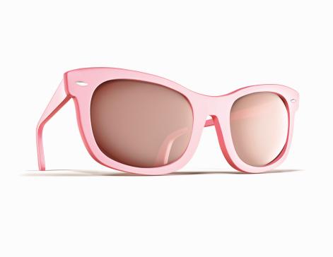 Eyewear「Pink retro sunglasses」:スマホ壁紙(14)