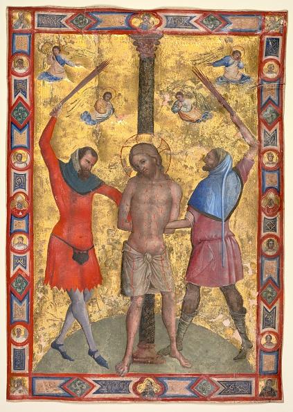 Circa 14th Century「Miniature From A Mariegola: The Flagellation」:写真・画像(17)[壁紙.com]