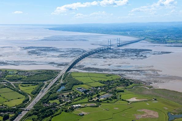 Bridge - Built Structure「Second Severn Crossing」:写真・画像(17)[壁紙.com]
