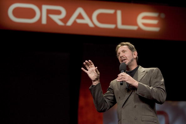 Corporate Business「Oracle Open World Conference Showcases Newest Computing Technology」:写真・画像(9)[壁紙.com]