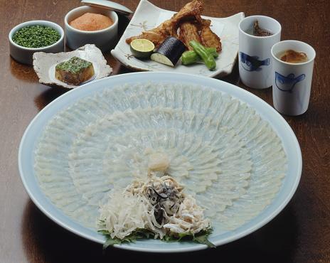 Sake「Fugu (blowfish) dishes」:スマホ壁紙(12)