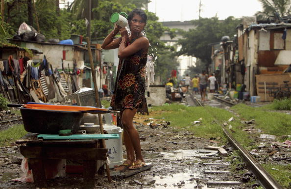 Slum「Poverty, Corruption, Unemployment and Overpopulation Help Cause Instability In Philippines」:写真・画像(9)[壁紙.com]