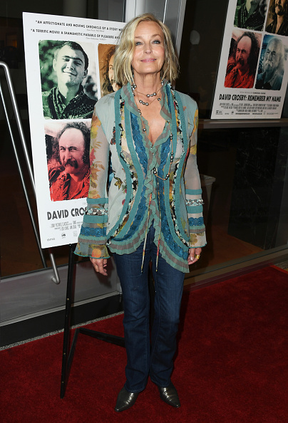 "Multi Colored Blouse「Premiere Of Sony Pictures Classic's ""David Crosby: Remember My Name"" - Arrivals」:写真・画像(17)[壁紙.com]"