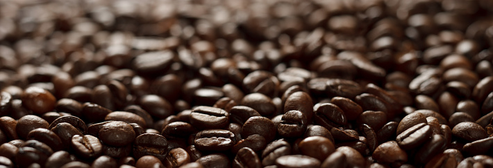 Drinking「Coffee Macro Panorama XXL」:スマホ壁紙(10)