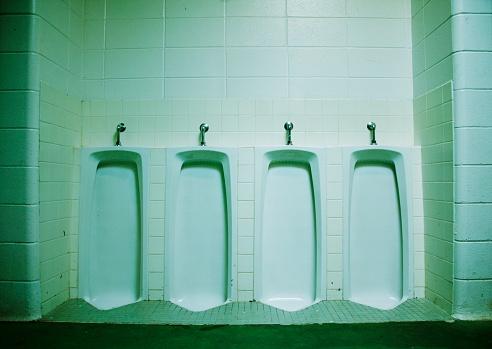 Kelly public「Men's Urinal in Public Restroom」:スマホ壁紙(4)