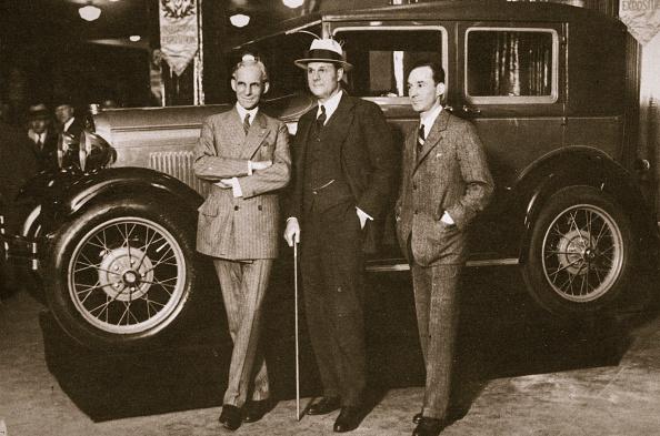 USA「Enter The New Ford' New York City USA 1927」:写真・画像(13)[壁紙.com]