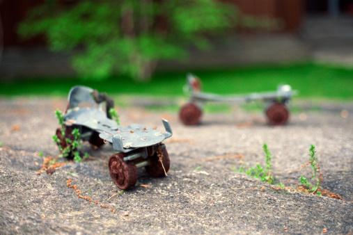 Roller skate「Roller skates」:スマホ壁紙(15)
