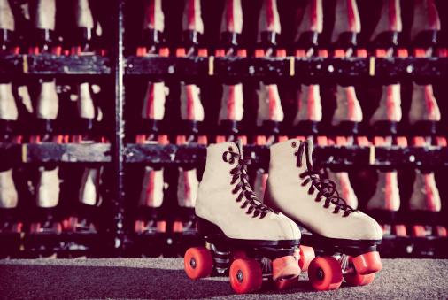 Roller skate「Roller Skates」:スマホ壁紙(9)