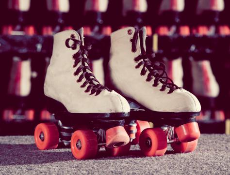 Roller skate「Roller Skates」:スマホ壁紙(4)